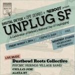 UNPLUG SF